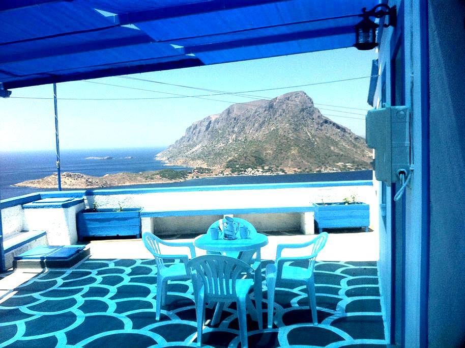 VILLA MARZI KALYMNOS - Dodecanese Islands - วิลล่า