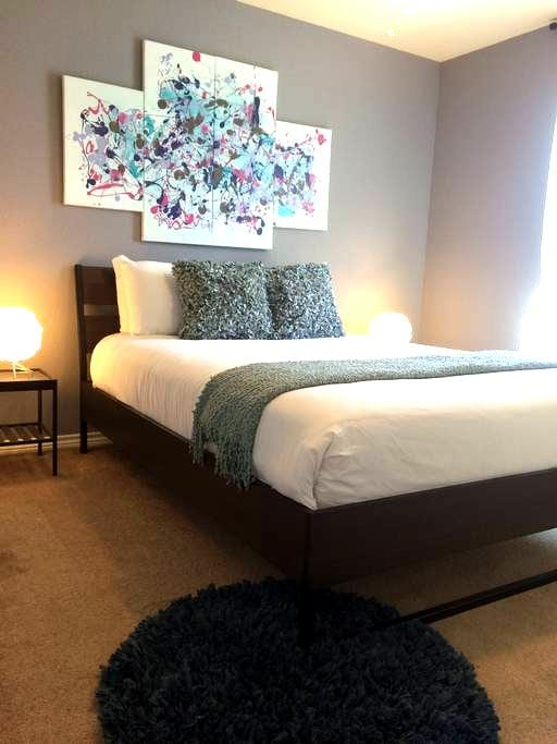 Beautiful private room close to all attractions - Austin - Haus