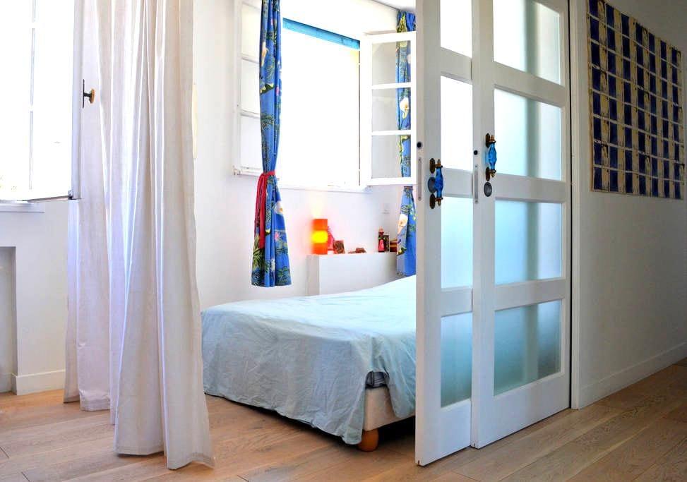 Charming studio on the Port of Nice - Nice