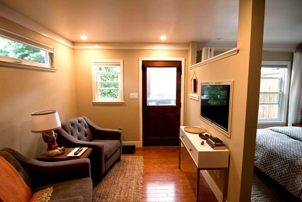 Guest Cottage - Gateway to Wineries - Livermore - Talo