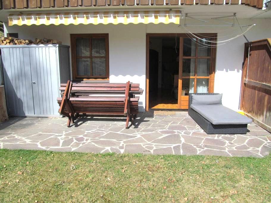 Wohnung direkt in den Bergen - Kleinkirchheim