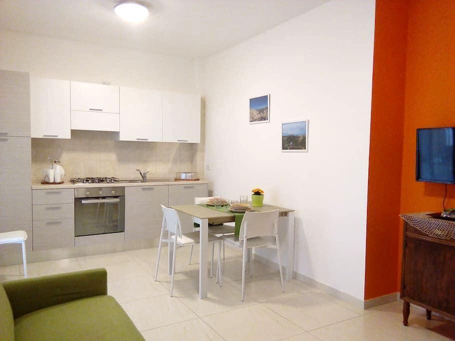 Appartamento a 700 metri dai Sassi - Matera - Apartamento