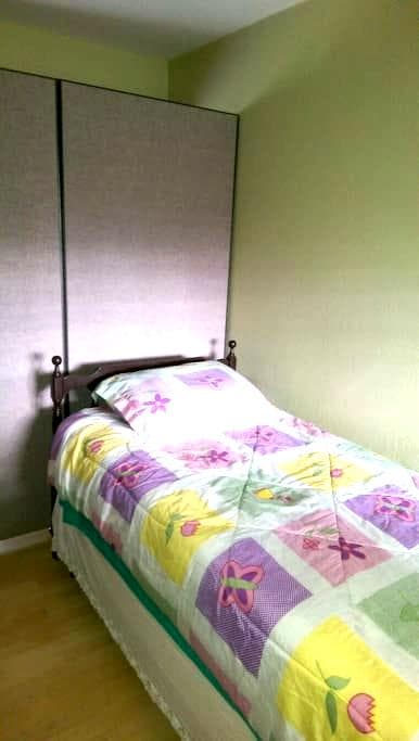 Comfy bed in Santa Clara CA - Santa Clara - Hus