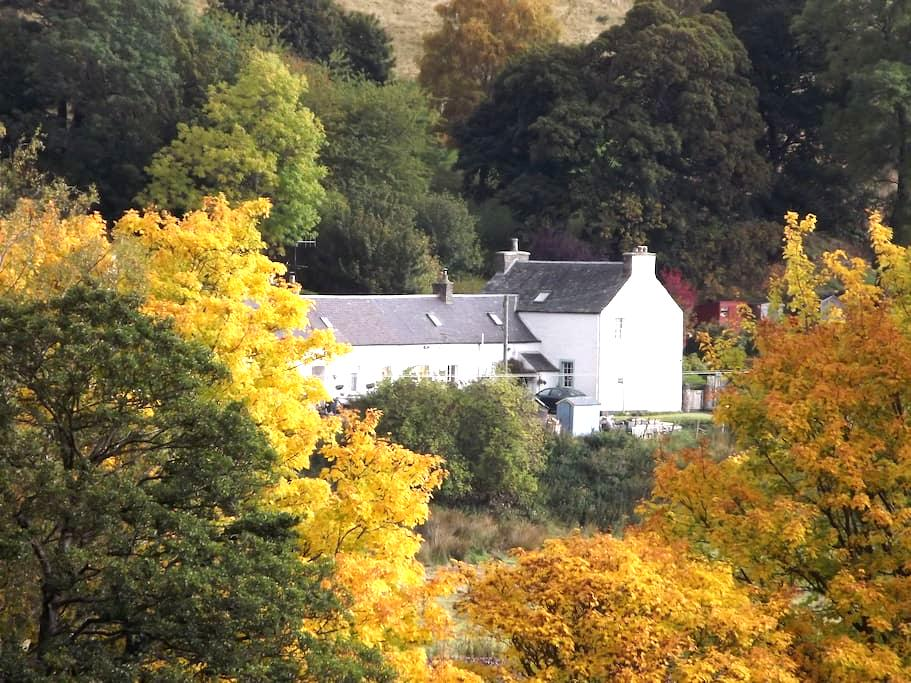 A lovely comfortable refurbished country cottage - Stow