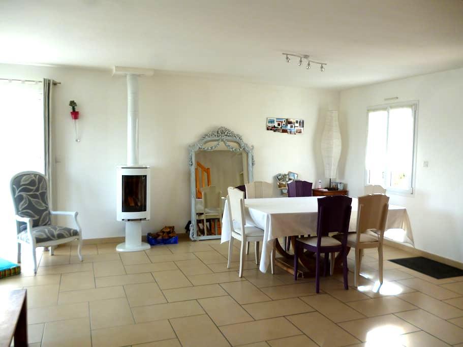 Maison neuve au coeur de la brière - Saint-Joachim - Haus