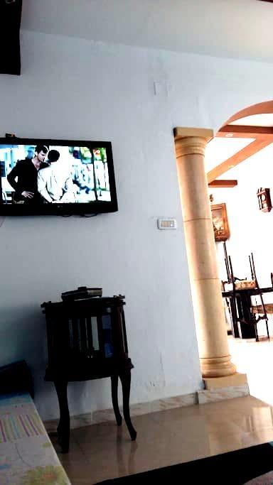 nice room inside a nice house with a nice familly - Gabes - Rumah Tamu