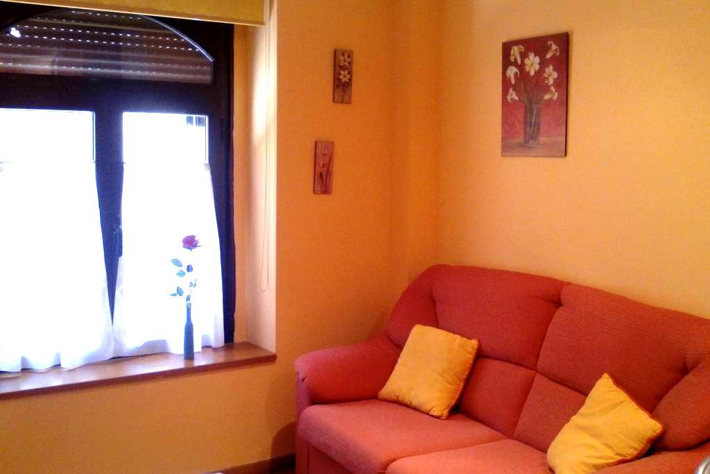 apartamento en el centro - Astorga - Daire