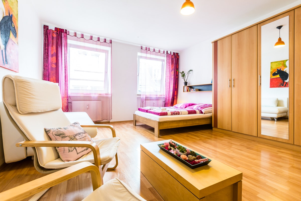 Studio flat in the heart of Cologne
