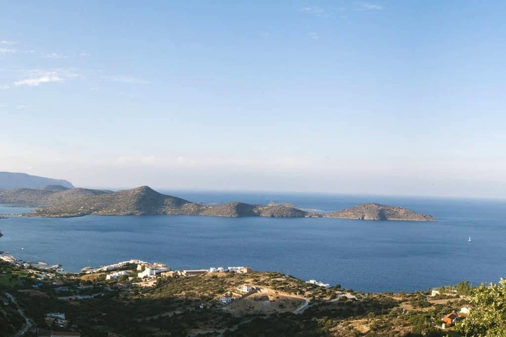 AFRODITE Adrakos Resort Seaview - Agios Nikolaos / Elounda / Ellinika - Kondominium