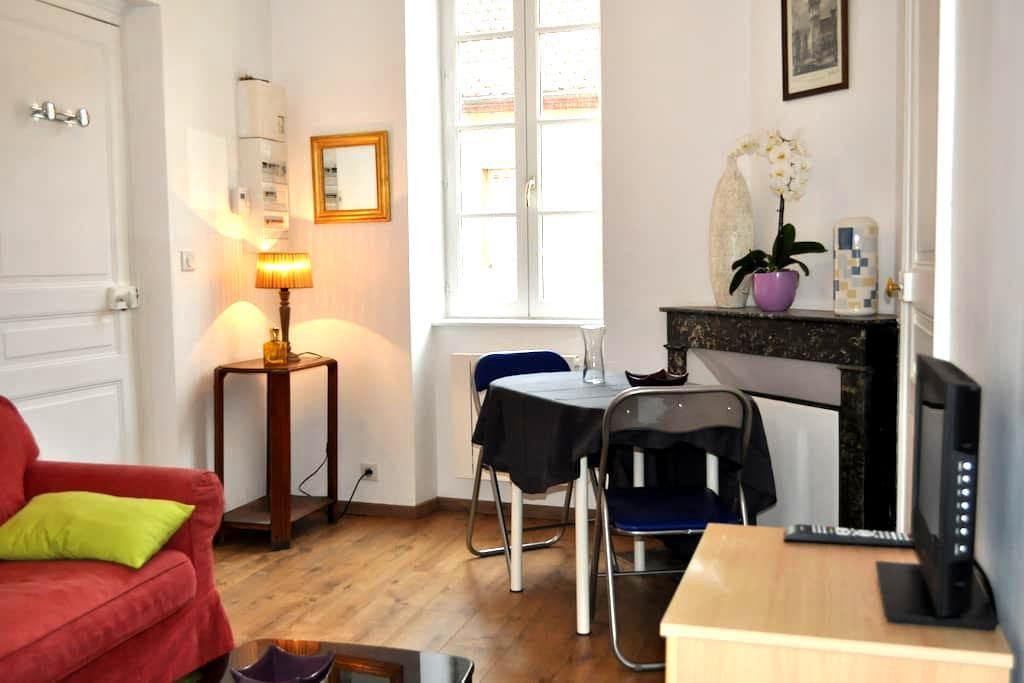 L'appartement d'Aymar - Moulins - 公寓