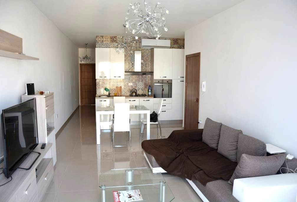 Brand new apartment with central location - Ħal Għargħur