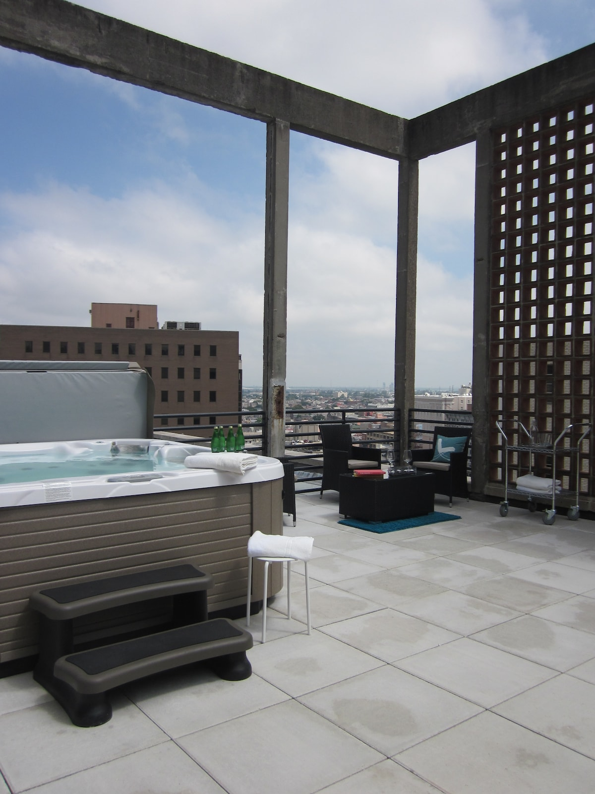 Penthouse in Downtown New Orleans!