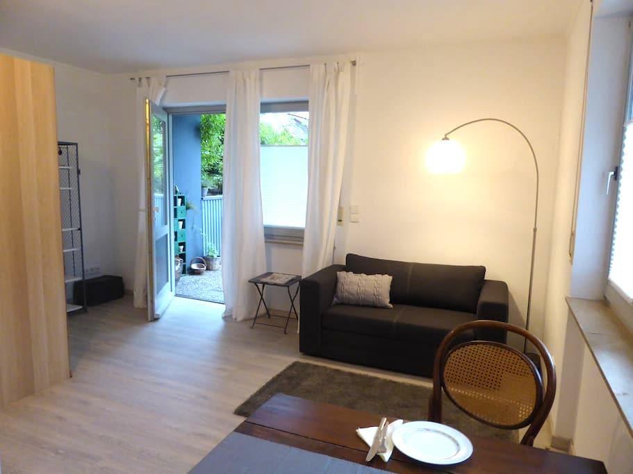 1-Zimmer Appartement in Kirchheim (Teck) - Kirchheim unter Teck - Apartemen