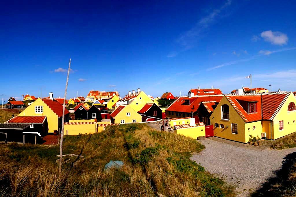 Come to the top of Denmark - Skagen - Skagen