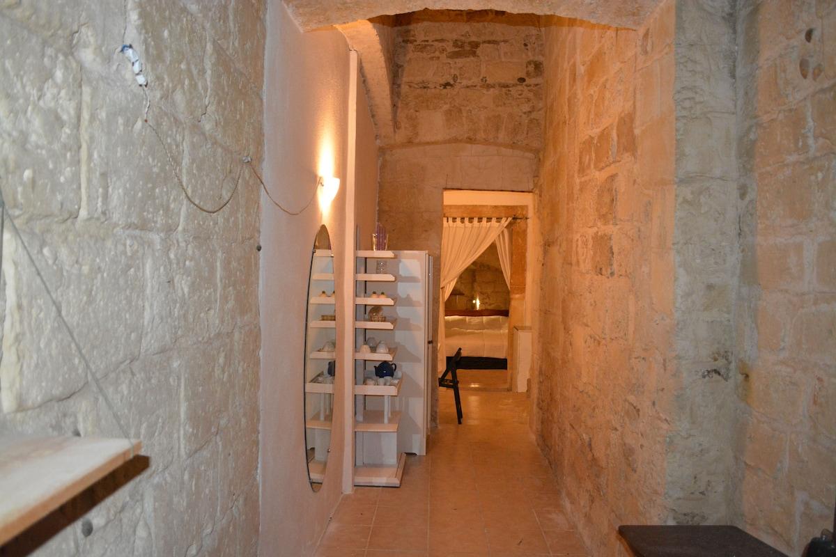 Tipica abitazione città antica