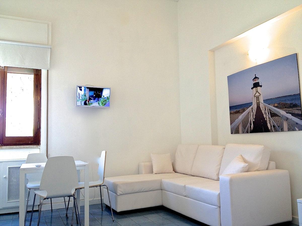 "Studio flat ""ResidenzaKislev"" Anzio"