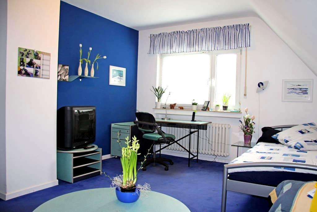 Einliegerwohnung im 2-Familienhaus - Ratingen - Wohnung