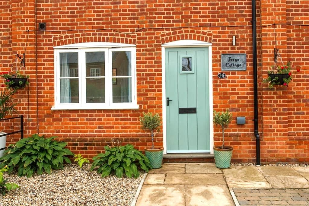 Forge Cottage, North Elmham, Norfolk - North Elmham