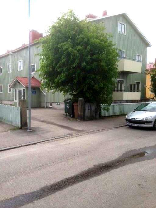 Gästrikegatan - Gävle - Apartamento