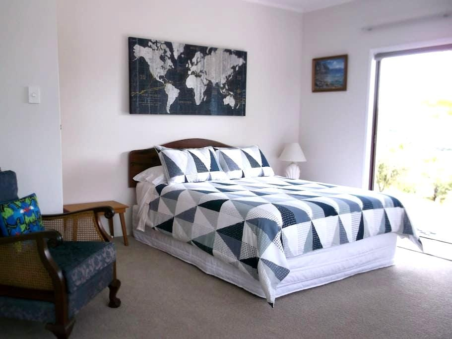 NEW Birdsong Studio Apartment - Paihia - Apartemen