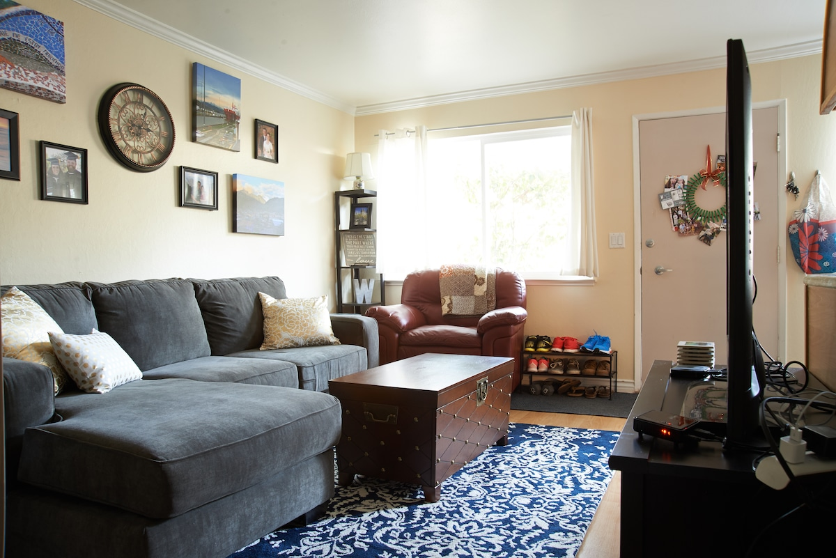 Charming One Bedroom Old Palo Alto