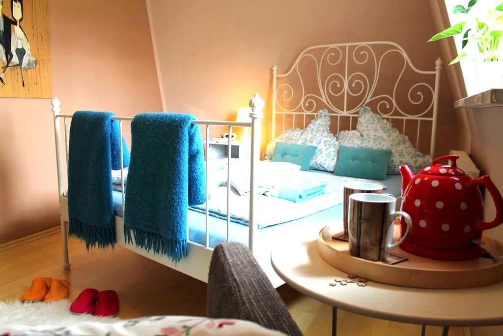 Peckham's B&B kleines Zimmer als EZ - Erfurt - Bed & Breakfast