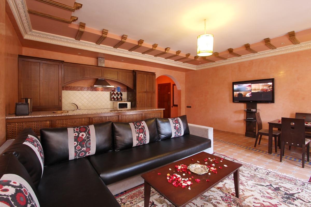 Marrakech plaza, appartement entier