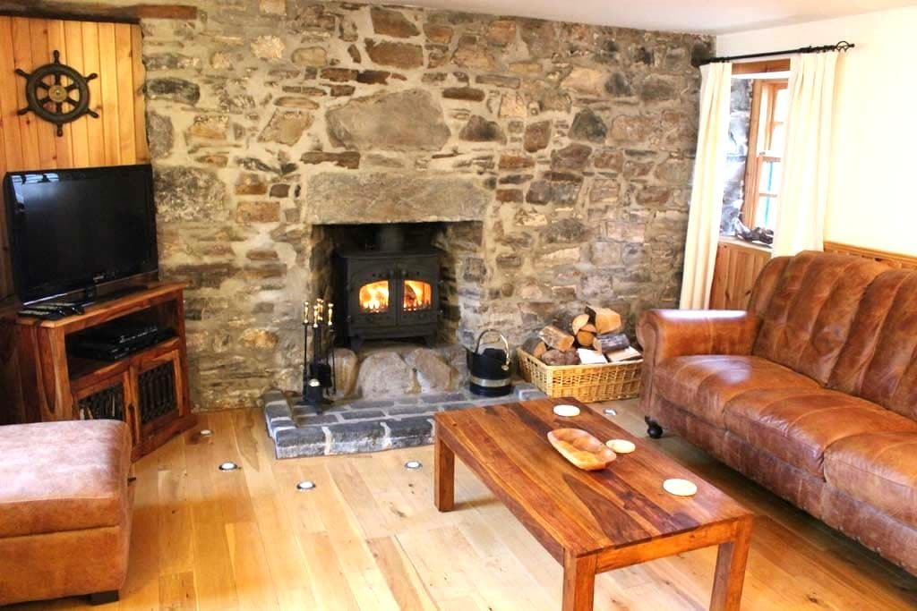 Cosy Fisherman's Cottage in Cullen's Seatown - Cullen - Casa