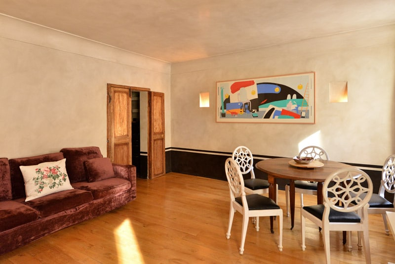 Bologna luxury apartment Up to 4