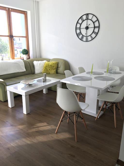WATER VIEW - Szczecin - Wohnung