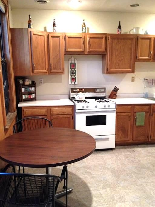Private Apartment/Bedroom in the Heart of Hornell! - Hornell