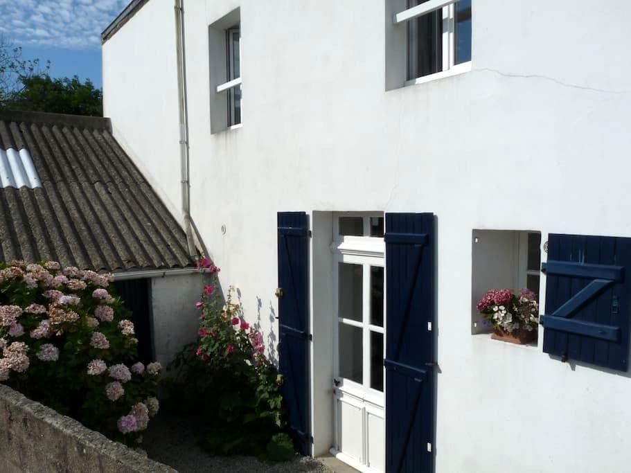 Maison de vacances (5-7 personnes) - Saint-Pierre-Quiberon - Huis