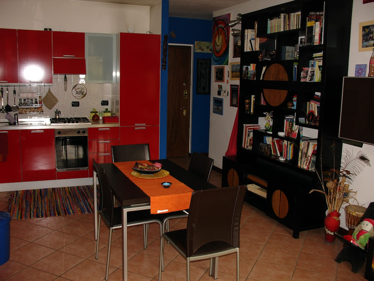 nice appartment close to Fiera RHO