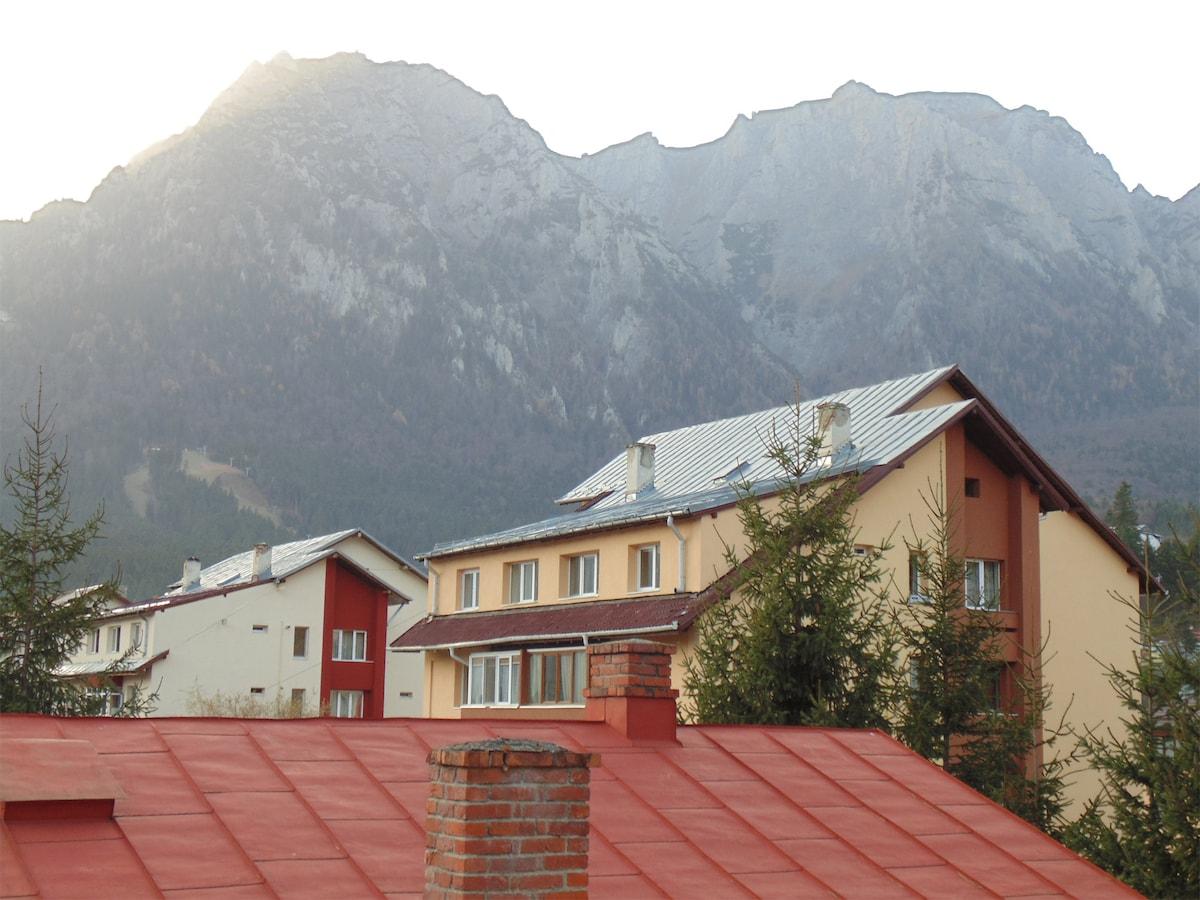 Quiet Mountain Retreat