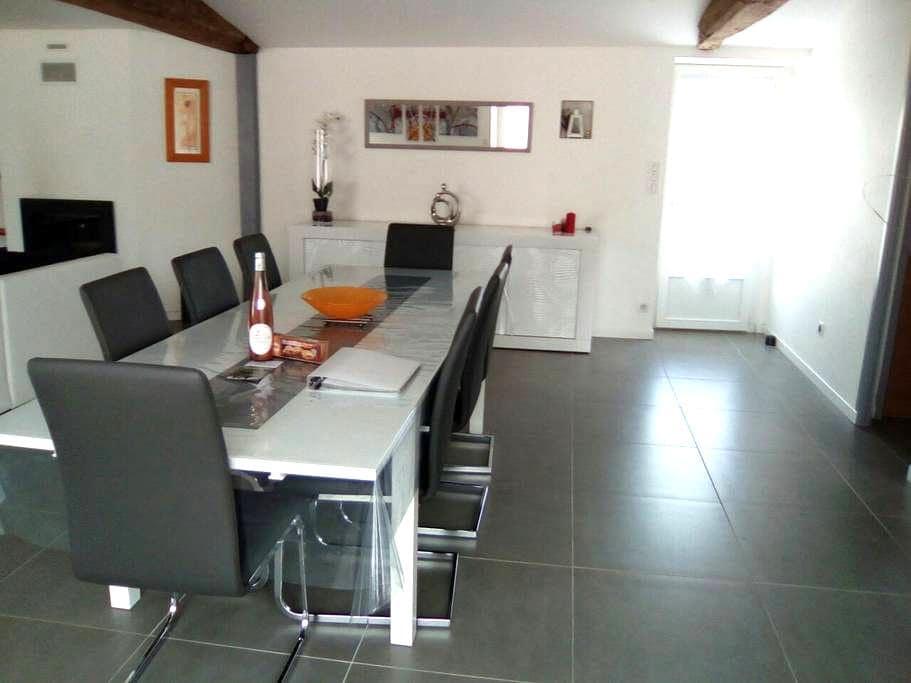 Maison au coeur du marais breton - Bourgneuf-en-Retz - Casa