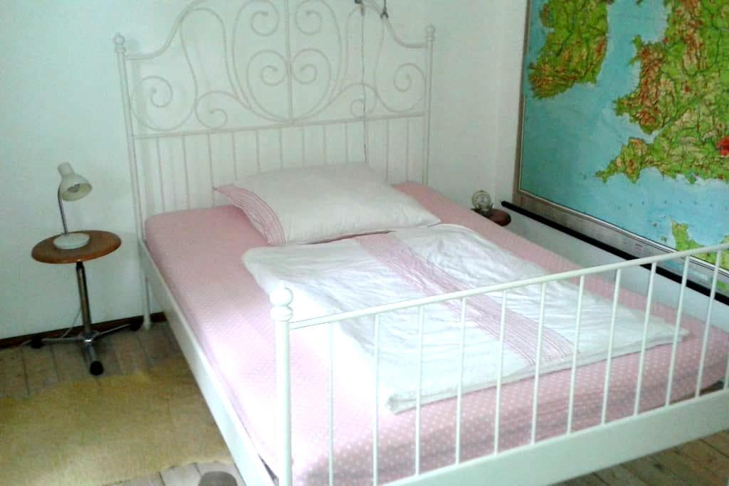 cosy bedroom with own bathroom - Aschaffenburg - Byt