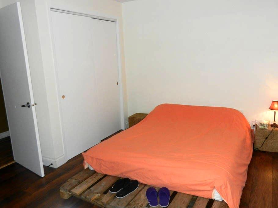 Studio semi-indépendant - Lac-Beauport - Appartement