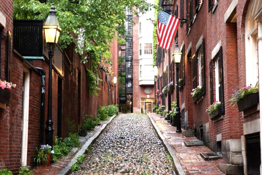 Best deal In Beacon Hill Limited Time Offer! - Boston - Apartamento