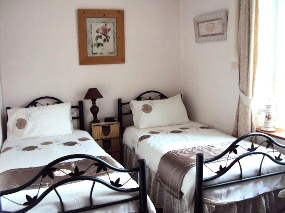 Les Weavers chambres d'hôtes B&B t - Saint-Adrien