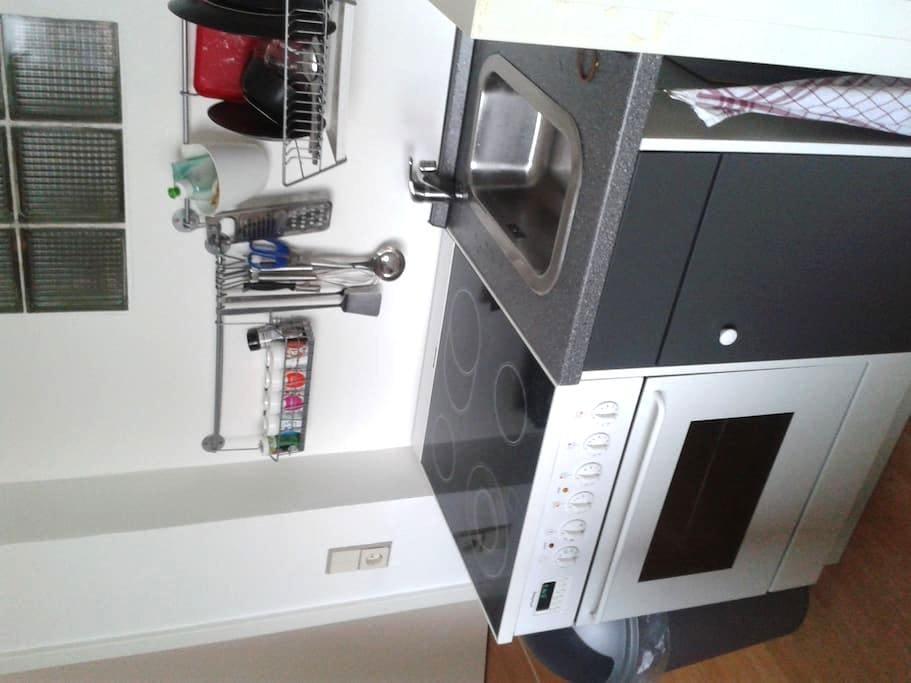 Gemütliche Wohnung in bester Lage - Deggendorf - Flat