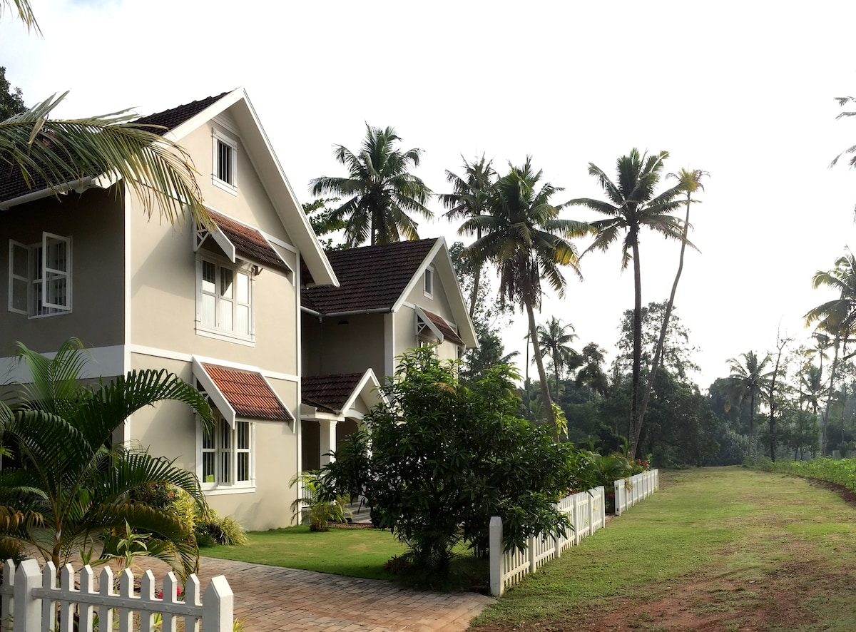Riverville Kumarakom