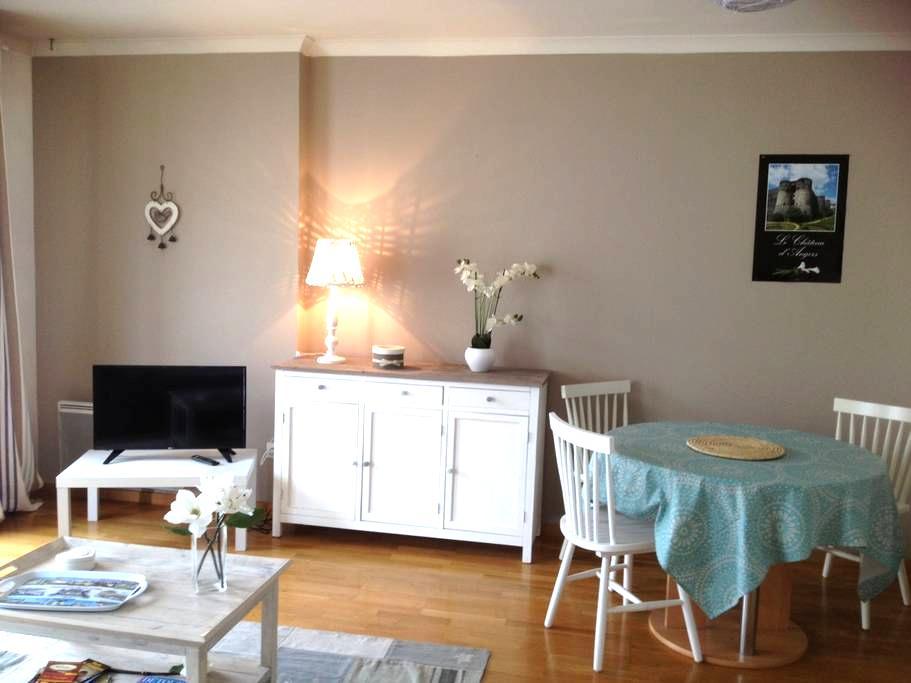 Appartement calme et lumineux en plein centre - Angers - Lägenhet