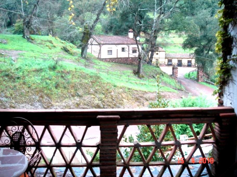 Casita en Sierra de Aracena  - Aracena - Rumah