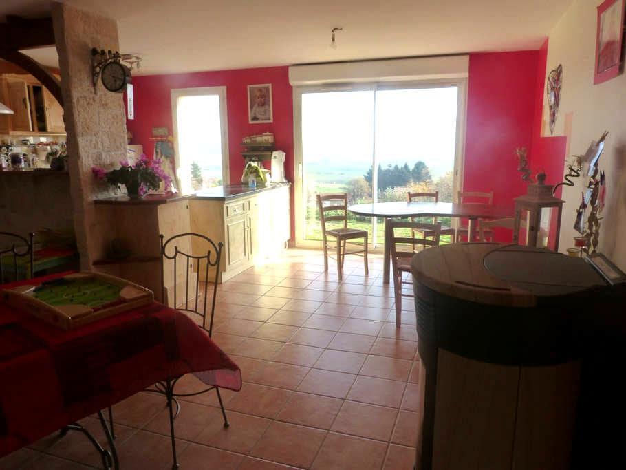 Charmante villa dans un petit lotissement au calme - Saint-Loup - House
