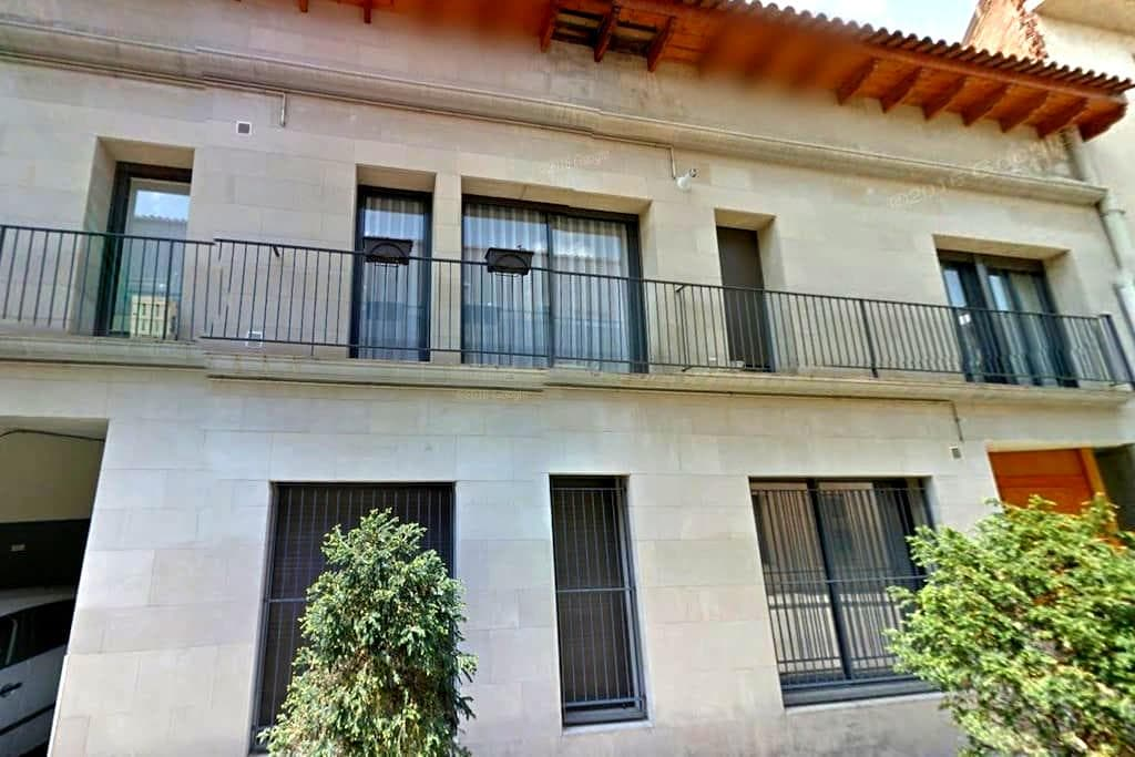 Cozy apartment in the center of the village - Sant Cugat del Vallès - Appartement