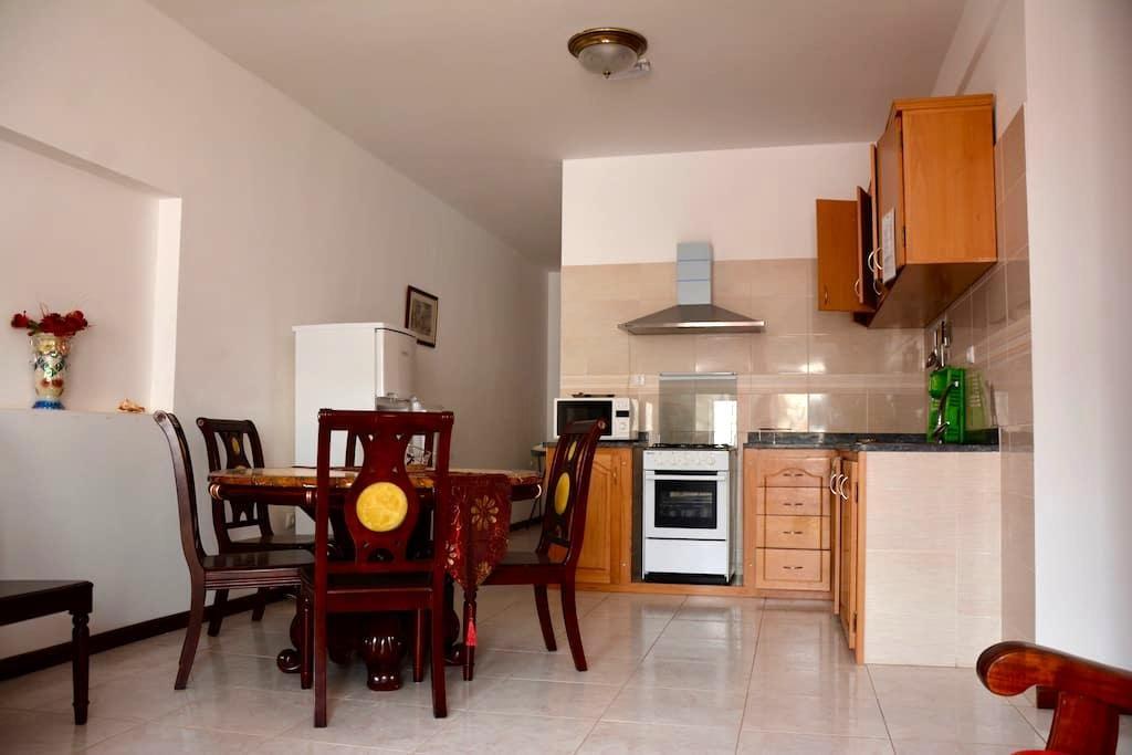 Hollyday Houses (spacious 2 bed. apt.) - 明德卢 (Mindelo)
