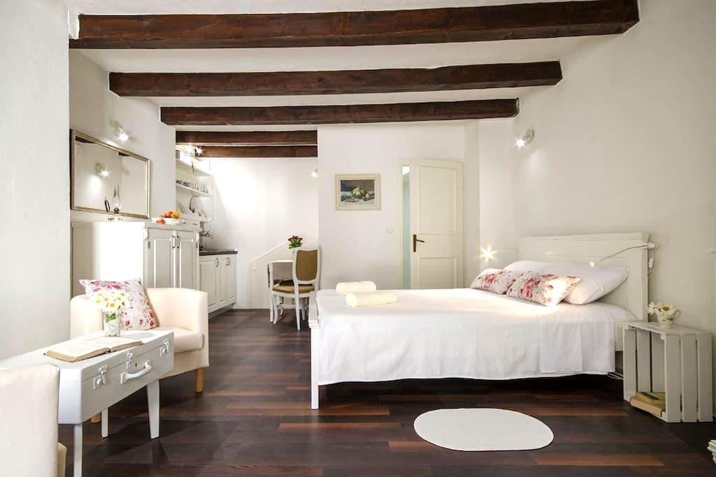 Nice cozy Studio UNA in Rovinj - Rovinj - Wohnung