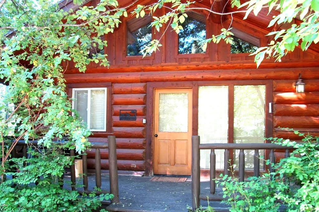 Quail Cabin - Ski Trail & Hot Tub - Winthrop - Casa