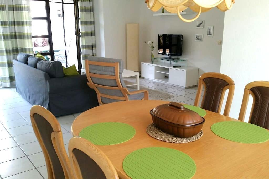 Wunderschöne, helle Wohnung - Troisdorf - Apartment