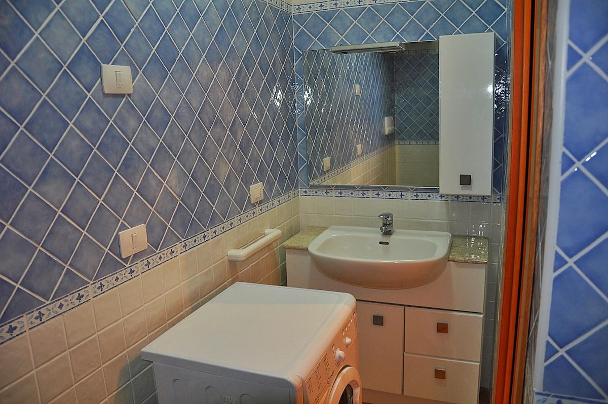 Appartamento 6 posti letto Baia Santa Reparata - Wohnungen ...